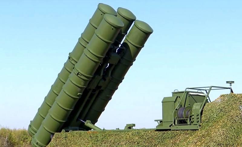 რუსეთმა თურქეთს С-400 საზენიტო კომპლექსის 120 საზენიტო რაკეტა მიაწოდა.