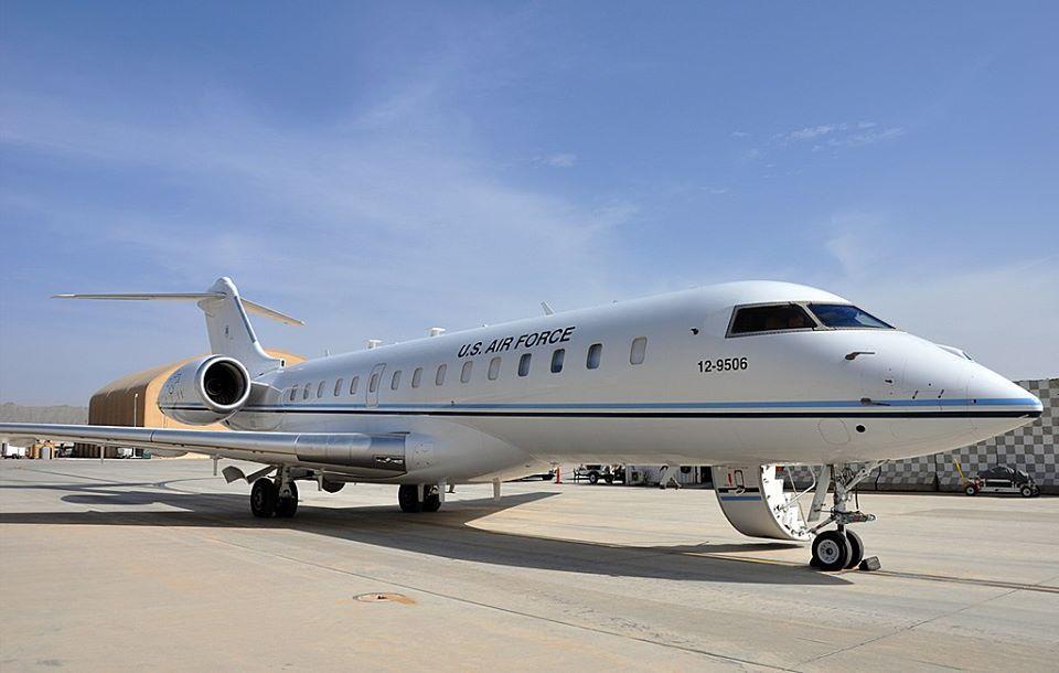ავღანეთის სამხრეთ-დასავლეთში აშშ-ის საჰაერო ძალების E-11A თვითმფრინავი ჩამოვარდა