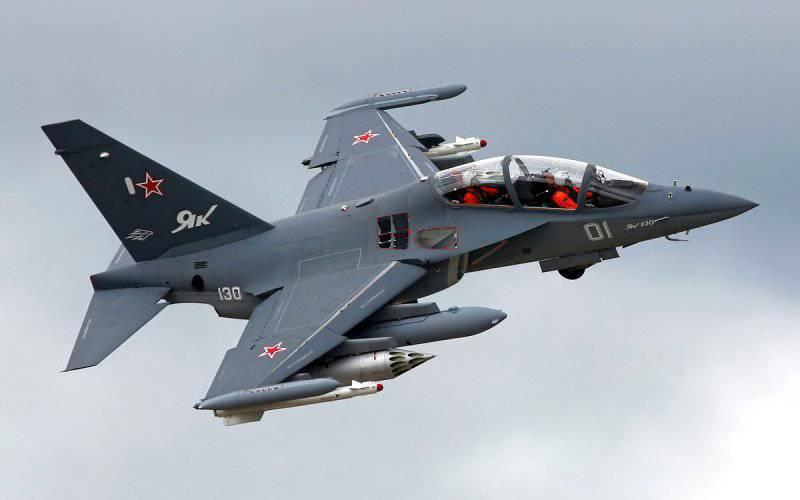ვიეტნამი რუსეთში სასწავლო-საბრძოლო თვითმფრინავების Як-130 ისპარტიას შეიძენს.