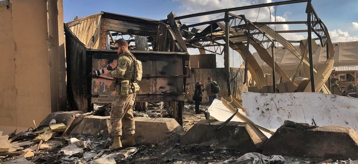 11 ამერიკელი ჯარი დაშავდა 8 იანვარს ირანის მიერ ერაყში ამერიკულ ბაზებზე სარაკეტო დარტყმის განხორციელების  შედეგად
