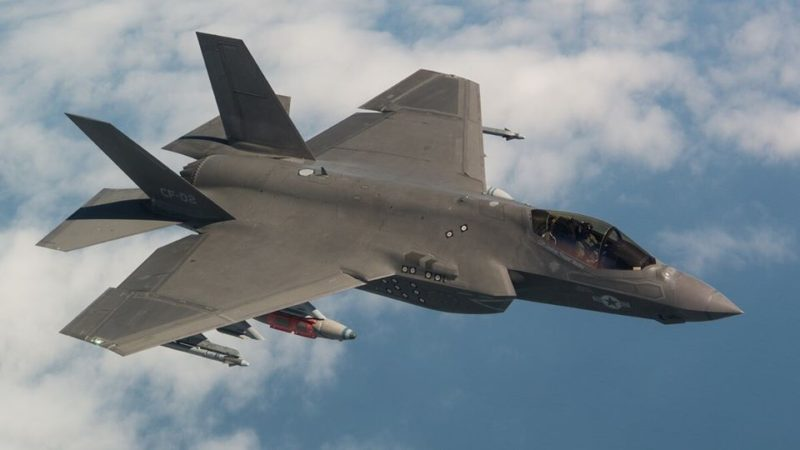 პოლონელებმა  ამერიკაში F-35 გამანადგურებელი თვითფრინავები იყიდეს.