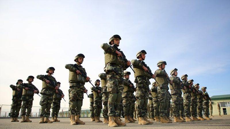 28 ქართველ სამხედროს კორონავირუსი დაუდასტურდა.