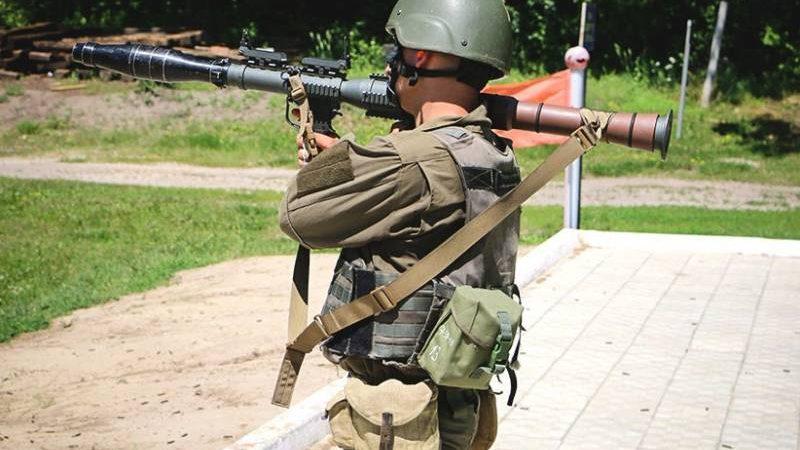 უკრაინელმა სამხედროებმა ისაუბრეს ამერიკული  RPG-7 ათვისების შესახებ.