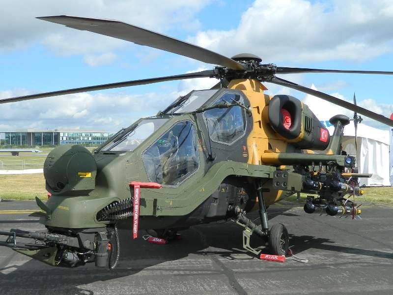 თურქეთში  ახალი სამამულო წარმოების საბრძოლო შვეულფრენი Т-629 წარადგინეს.