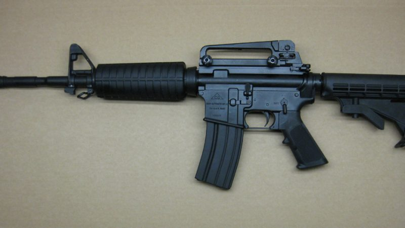 იარაღის დანაღმვის საშიშროება. ვიდეო