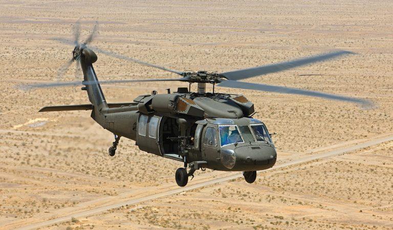 ავღანეთში  Black Hawk ვერტმფრენი ტანკსაწინააღმდეგო მართავადი რაკეტით ჩამოაგდეს.