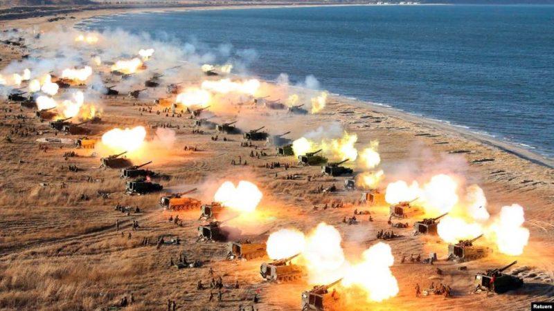 კვლევა ამბობს, რომ ჩრდილოეთ კორეას 1 საათში ათობით ათასი, 1 წუთში კი 14 000 ადამიანის მოკვლა შეუძლია