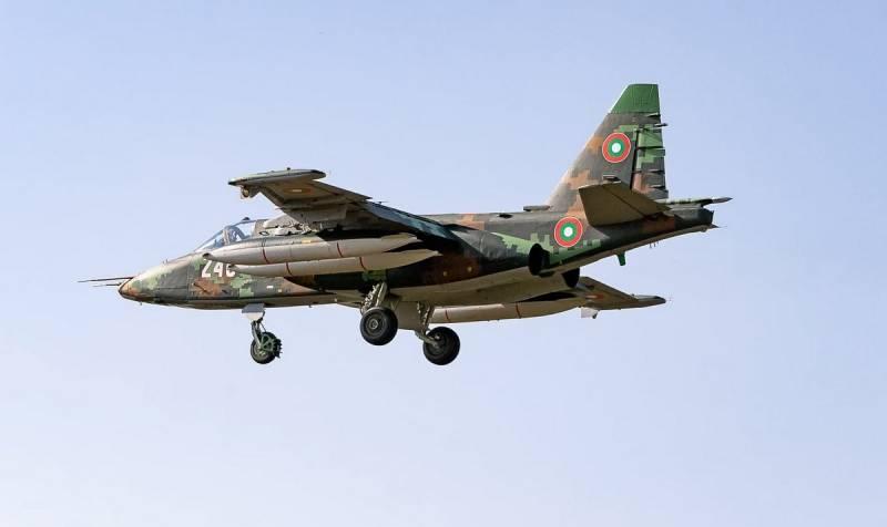 ბულგარეთმა ბელარუსიიდან ორი გარემონტებული Су-25 ტიპის მოიერიშე თვითფრინავიმიიღო.