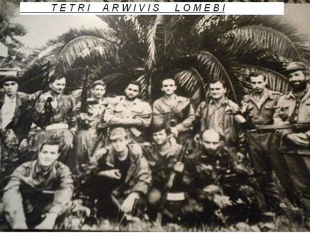 აფხაზეთის ომის უცნობი კადრები. თეთრი არწივის გმირები. 1992 წელი. გაგრ-კოლხიდას ბრძოლების ამსახველი ვიდეო.