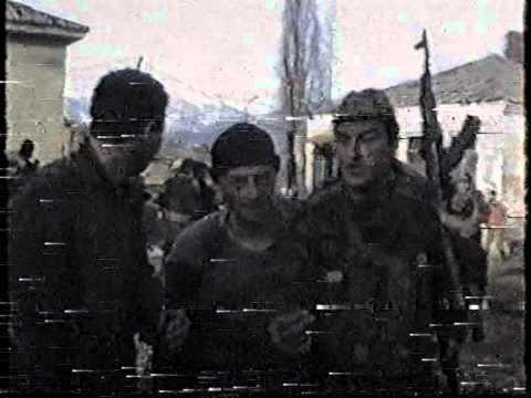 ოჩამჩირის რაიონის სოფელი ბედია. ბრძოლის ამსახველი ვიდეო.