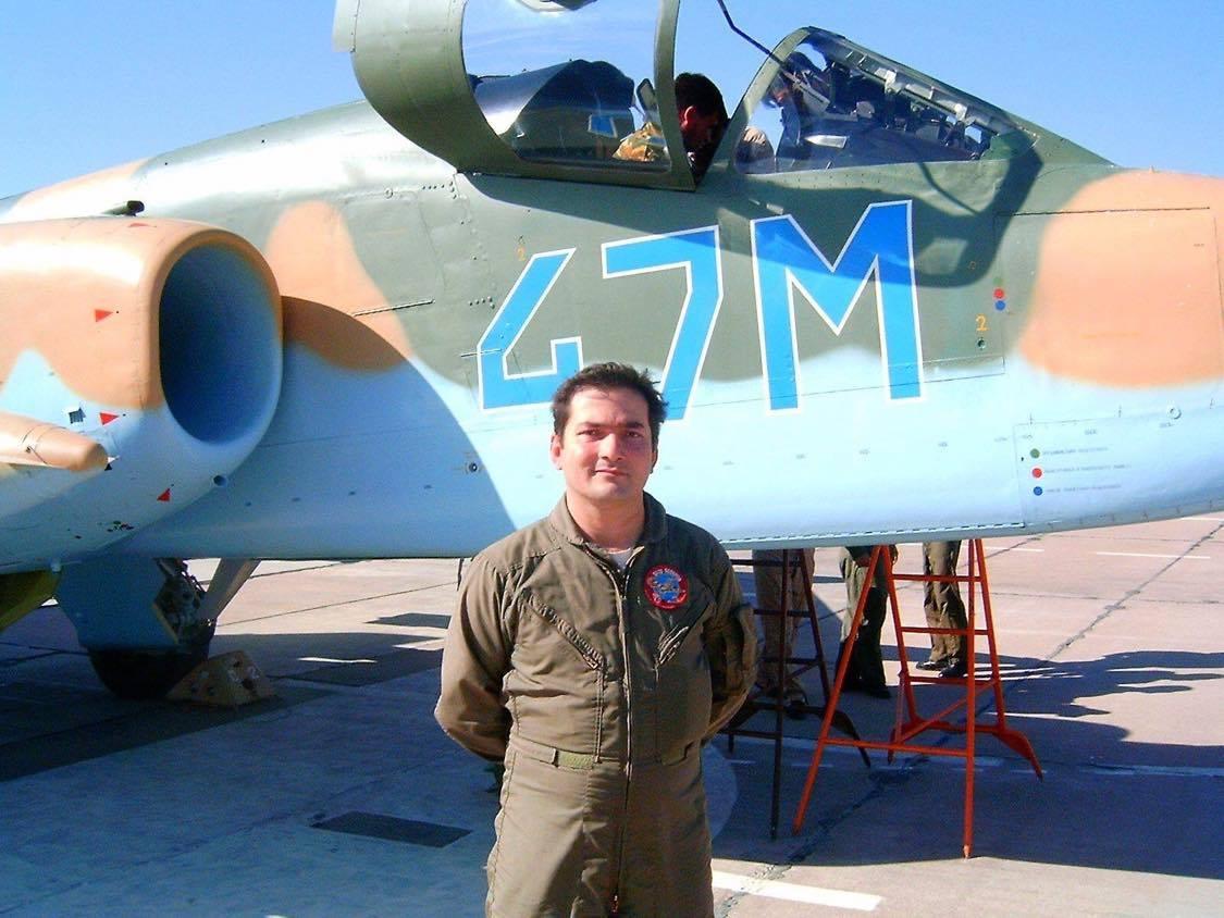 ინტერვიუ აფხაზეთის ომში მონაწილე Cy-25 მოიერიშეს  მფრინავ გოჩა შინგაზრდილოვთან.