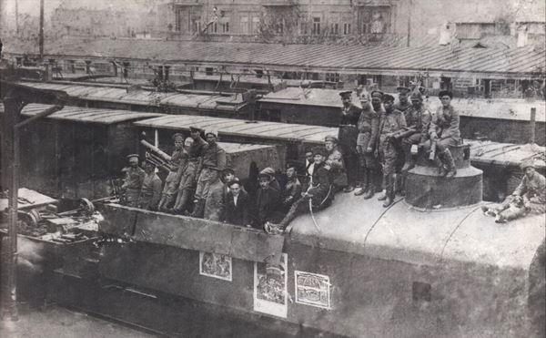 15 თებერვალი, 1921 – აზერბაიჯანის მხრიდან საბჭოთა ჯარები მოვიგერიეთ, ხრამთან უკან ვიხევთ. გენერალური შტაბის ცნობა.