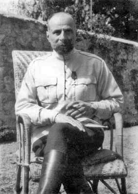 16 თებერვალი, 1921 წელი: გიორგი კვინიტაძე მთავარსარდლად დაინიშნა.