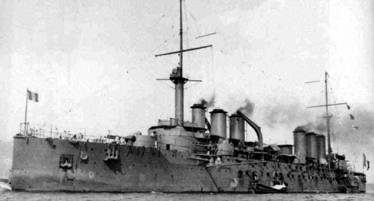 28 თებერვალი, 1921: ფრანგული ფლოტის დახმარებით ქართულმა ჯარმა გაგრა წითლებისგან გაათავისუფლა.